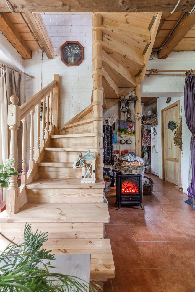 16 Stunning Farmhouse Staircase Designs That Will Blow Your Mind