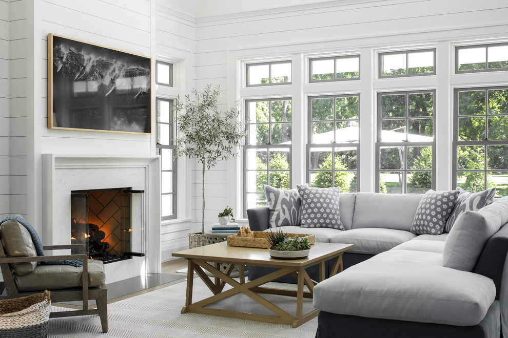 18 Astonishing Farmhouse Living Room Designs That Will Take Your Breath Away