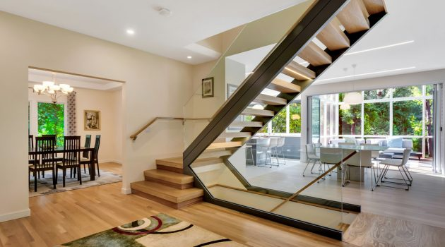 18 Astonishing Staircase Designs With A Focus On Elegance And Functionality