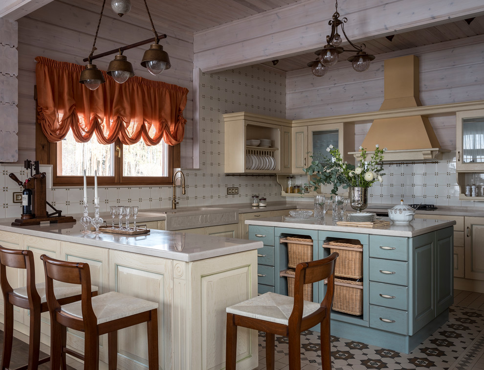 18 Fantastic Farmhouse Kitchen Designs That Will Warm Your