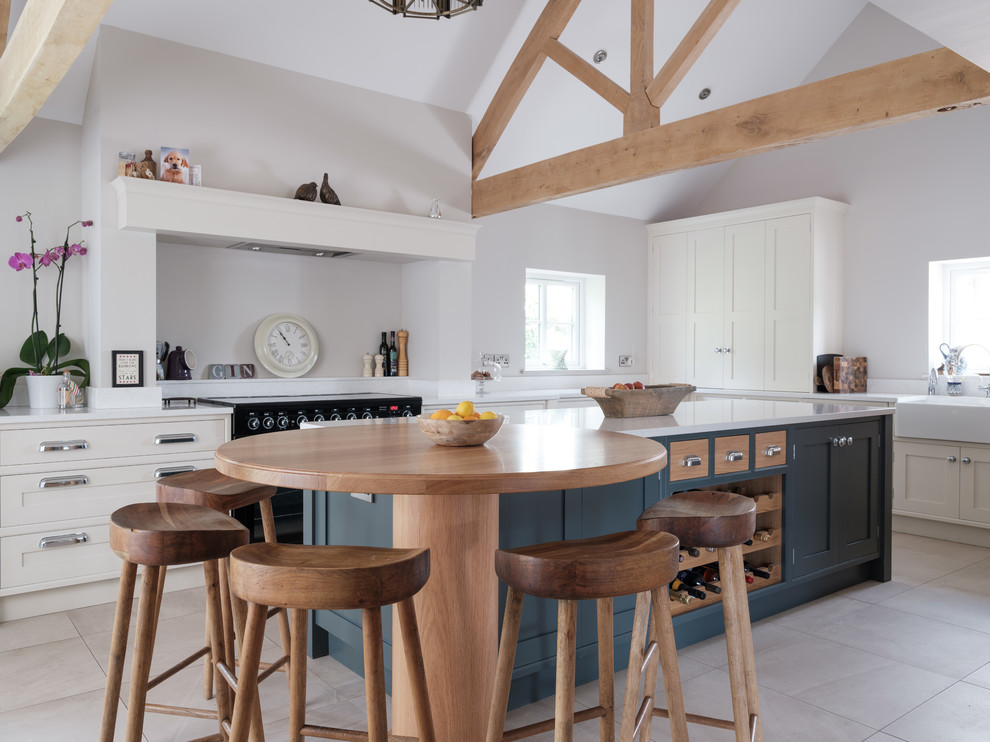 18 Fantastic Farmhouse Kitchen Designs That Will Warm Your Heart