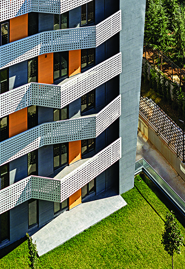 A Sculptural Life Area From TAGO Architects: Selcuklu Vadi