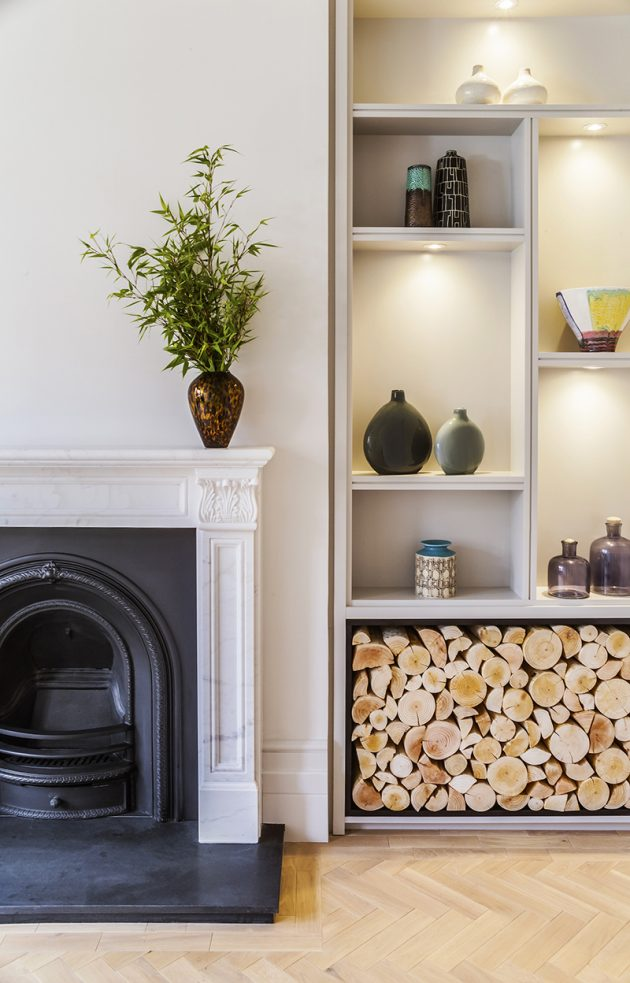 Victorian Townhouse by LLI Design in Highgate, London