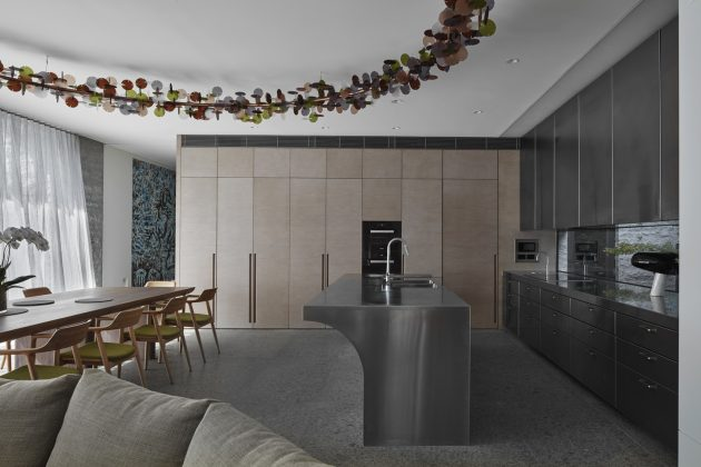 Armadale Residence by B.E Architecture in Melbourne, Australia