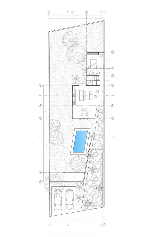 Casa Sebastian by Workshop, Diseño y Construcción in Chuburna, Mexico
