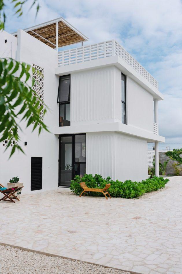 Casa Sebastian by Workshop, Diseño y Construcción in