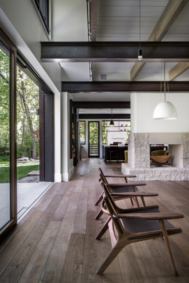 Chickadee Residence By Surround Architecture In Boulder