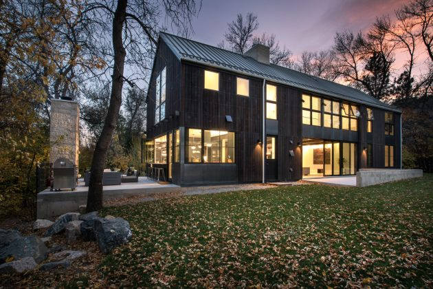 Chickadee Residence by Surround Architecture in Boulder, Colorado