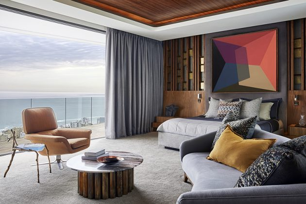 City Heights Residence By Saota Arrcc Interior Design In Cape Town
