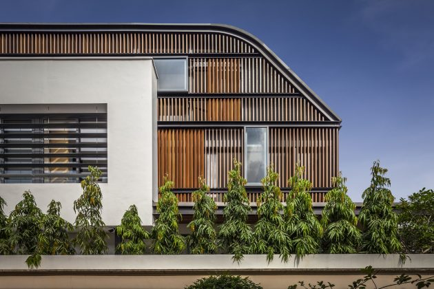 Far Sight House by Wallflower Architecture + Design in Singapore