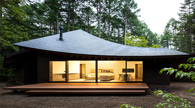 Four Leaves Villa by KIAS in Karuizawa, Japan
