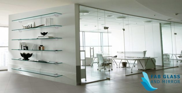 How to Maximize Your Room Space by using Glass wall Shelves