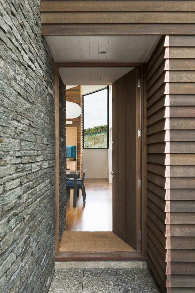 Hawkesbury Residence by Marmol Radziner in Wanaka, New Zealand