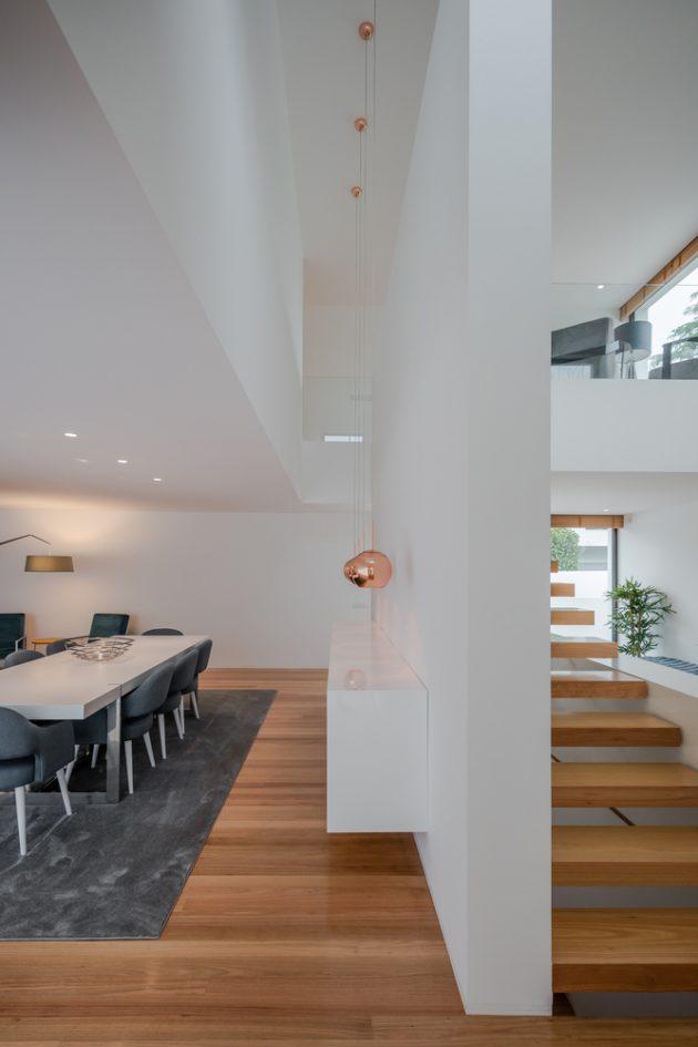House BL by Hugo Monte in Povoa de Varzim in Portugal