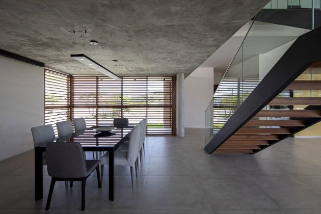 IF House by Martins Lucena Arquitetos in Ponta Negra, Brazil
