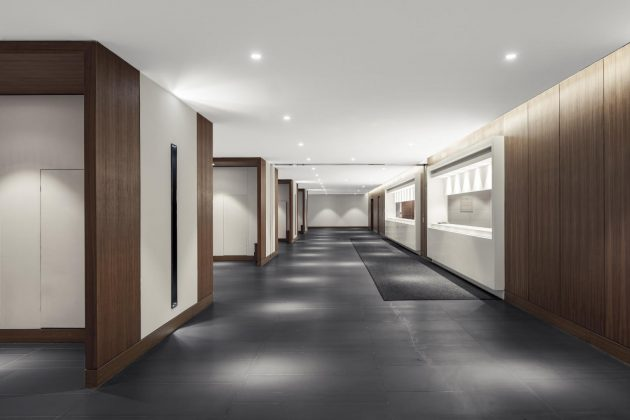 Office Design for Sanneng Integrated Housing Co. Ltd. by UP DESIGN