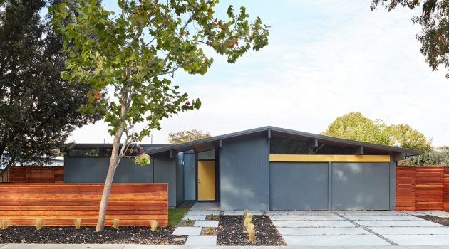 Palo Alto Eicher Remodel by Klopf Architecture in California, USA