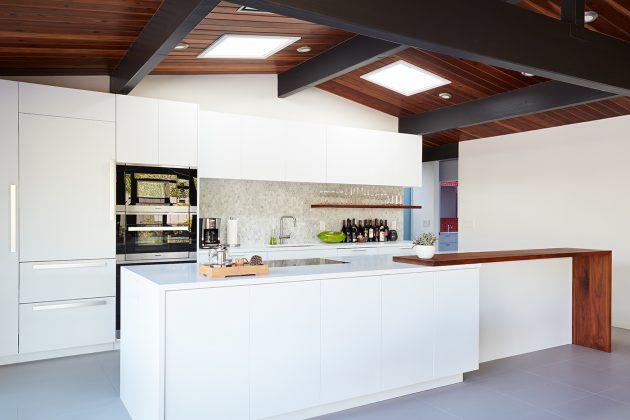 Palo Alto Eicher Remodel by Klopf Architecture in California, USA