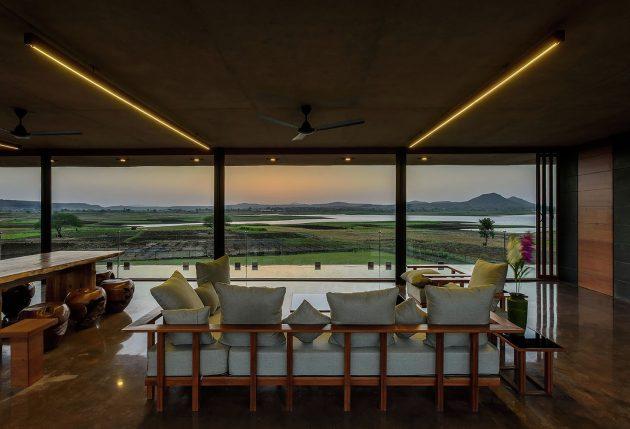 Panorama House by Ajay Sonar in Nashik, India