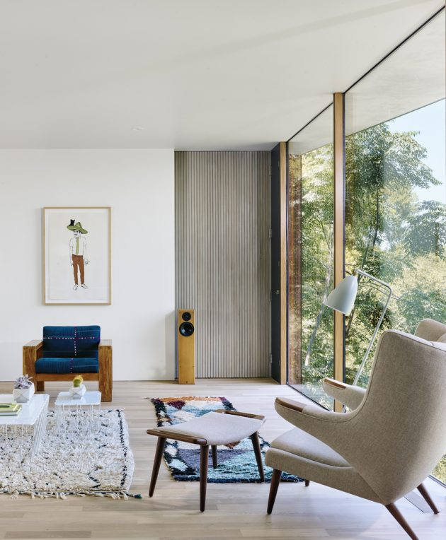 South 5th Residence by Alterstudio Architecture in Austin, Texas