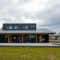 Terasho House by ALTS Design Offce in Shiga, Japan