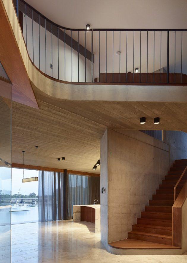 V House by Shaun Lockyer Architects in Queensland, Australia