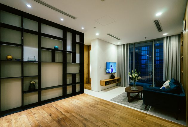 Weekend House Renovation by TaMarchitects in Saigon, Vietnam