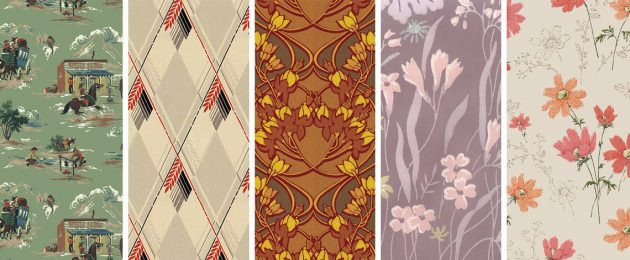 Things to Do Before Purchasing Vintage Wallpapers