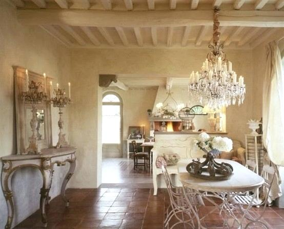 15 Provence Style Interior Designs That Are More Than Inviting