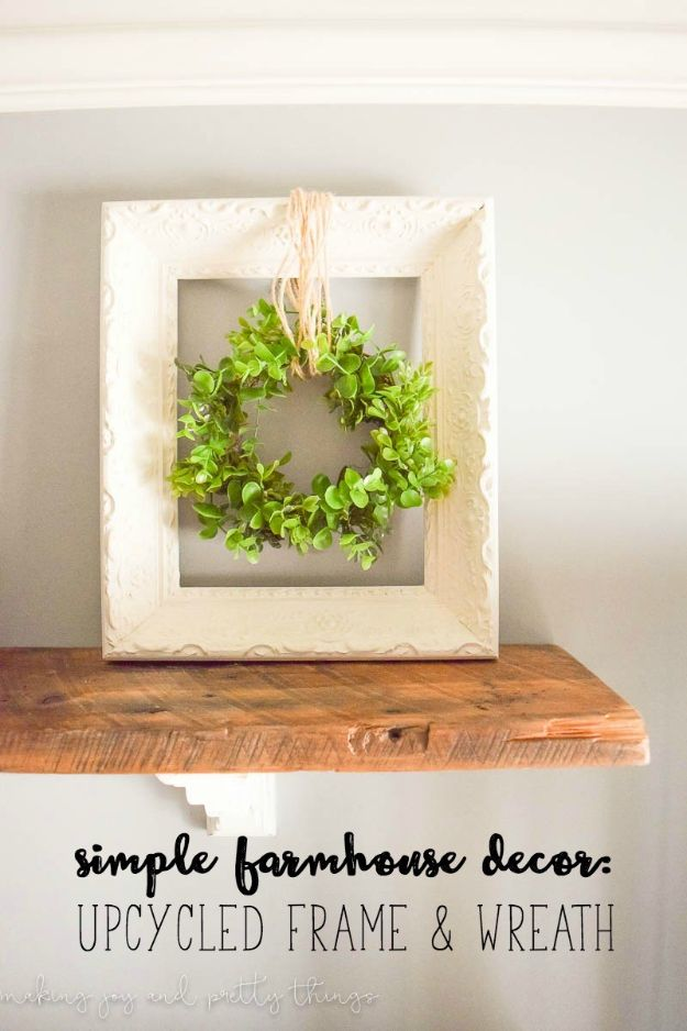 15 Charming DIY Crafts That Will Give Your Home A Farmhouse Look