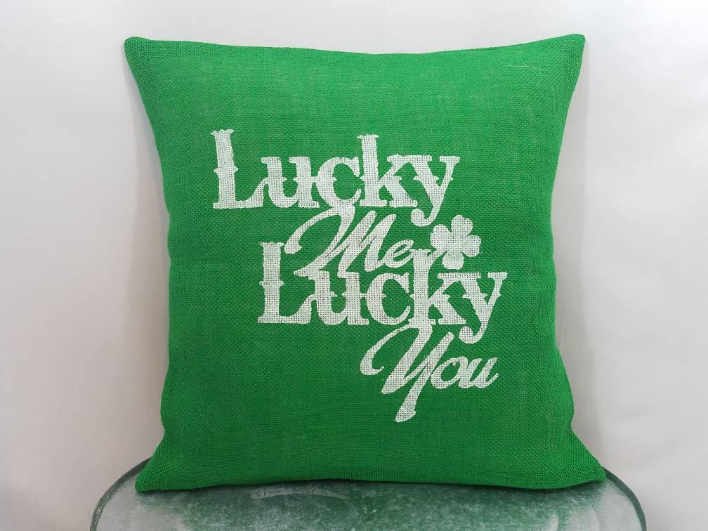 15 Enchanting Handmade St. Patricks Day Pillow Designs That Make Great Gifts