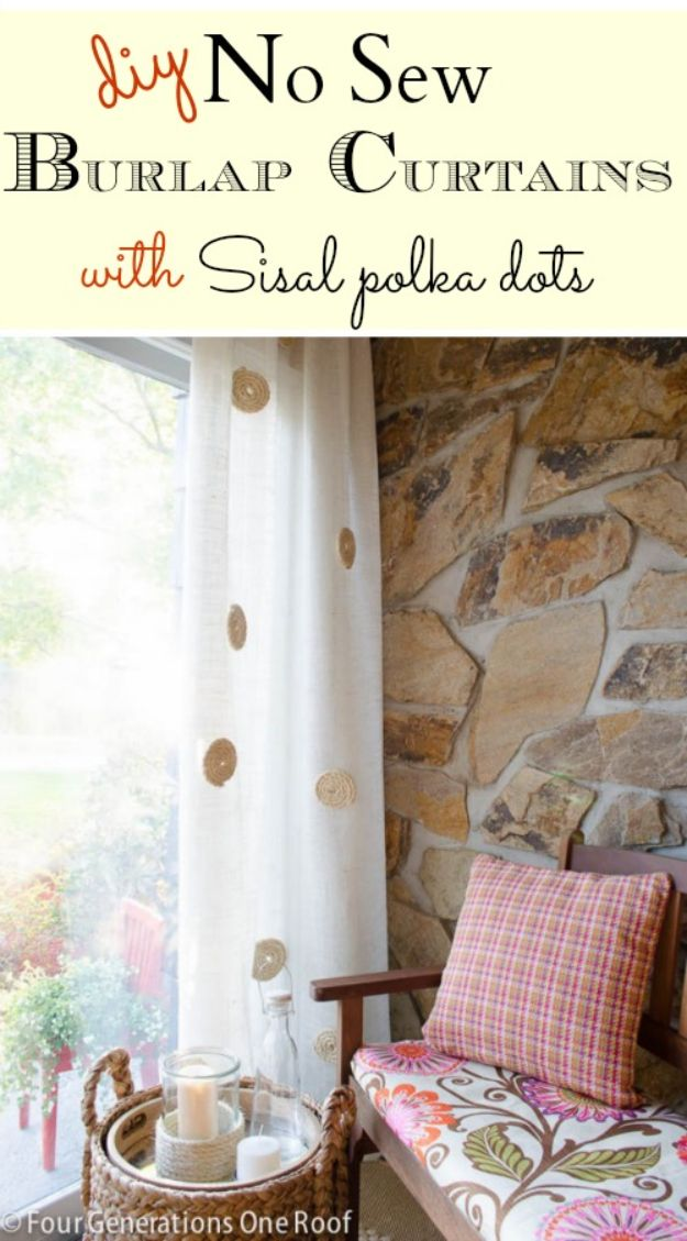15 Incredible No Sew Home Decor Projects You Can Craft This Week