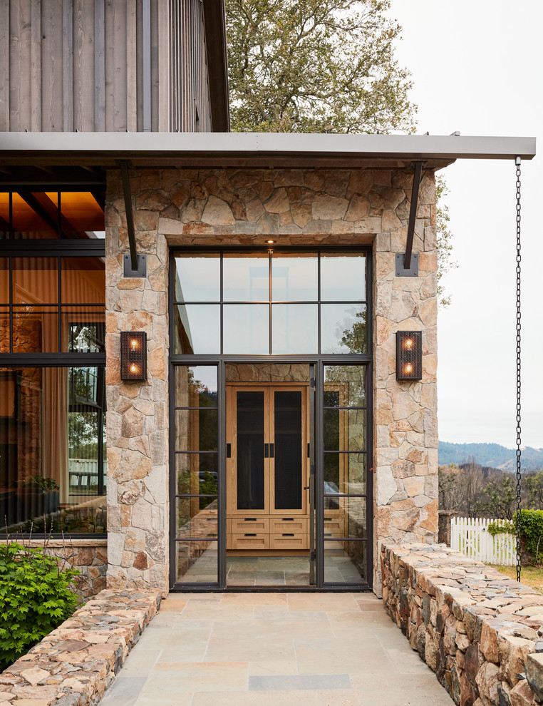 16 Beautiful Farmhouse Entrance Designs You Wont Be Able To Resist