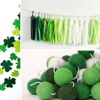 16 Charming Handmade St. Patrick's Day Garland Photo Props You Just Gotta Have