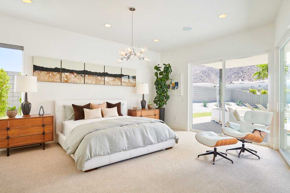 16 Majestic Mid Century Modern Bedroom Designs That Simply Shine