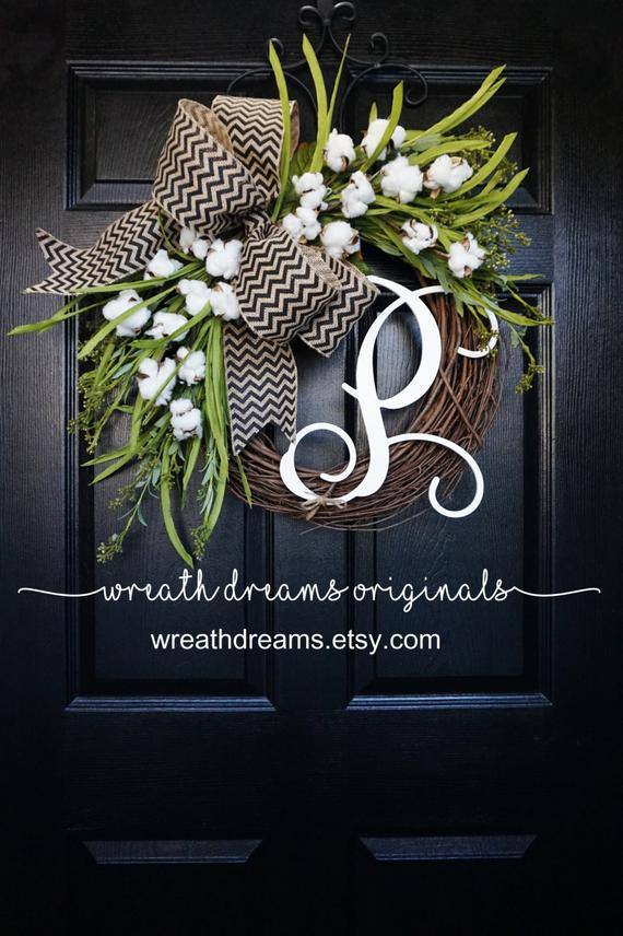 18 Charming Handmade Floral Spring Wreath Designs To Refresh Your Front Door