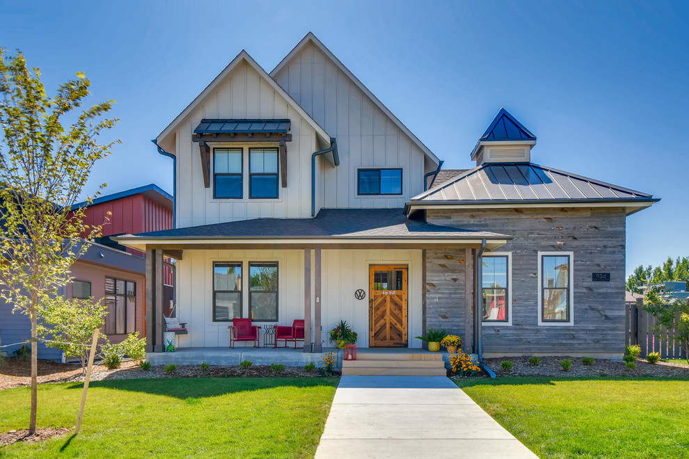 18 Beautiful Farmhouse Exterior Designs You Will Fall In Love With