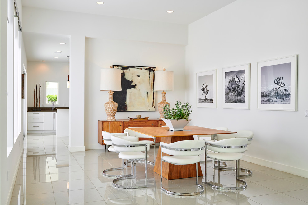 20 Pristine Mid-Century Modern Dining Room Designs You'll Adore