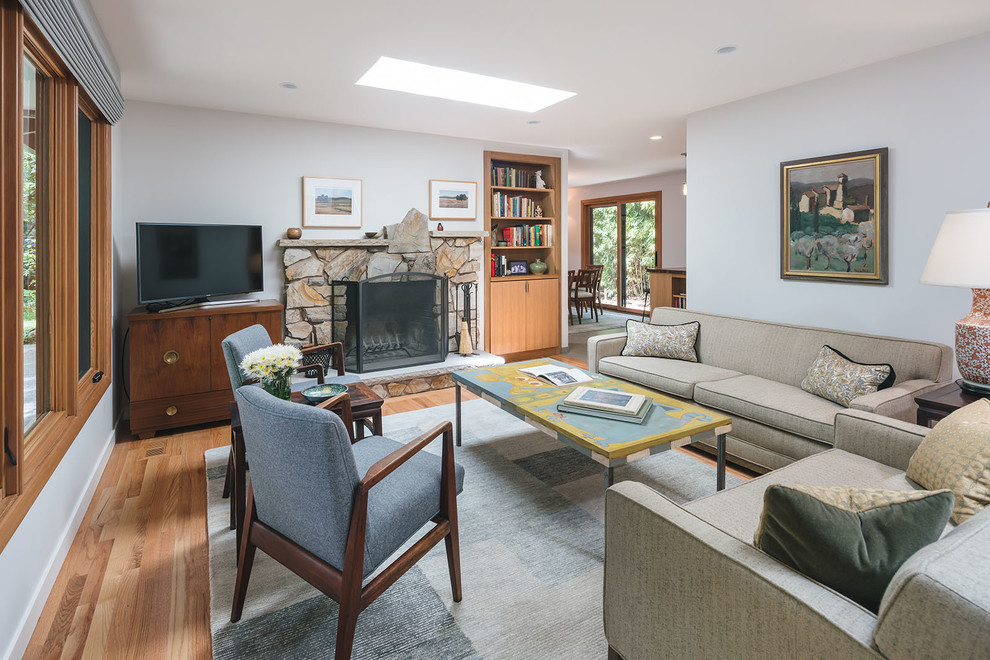 20 Splendid Mid-Century Modern Living Room Designs You Must See