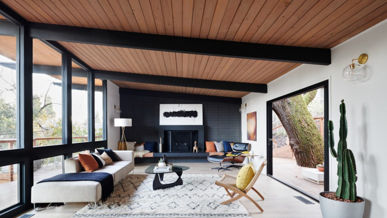 20 Splendid Mid-Century Modern Living Room Designs You Must See