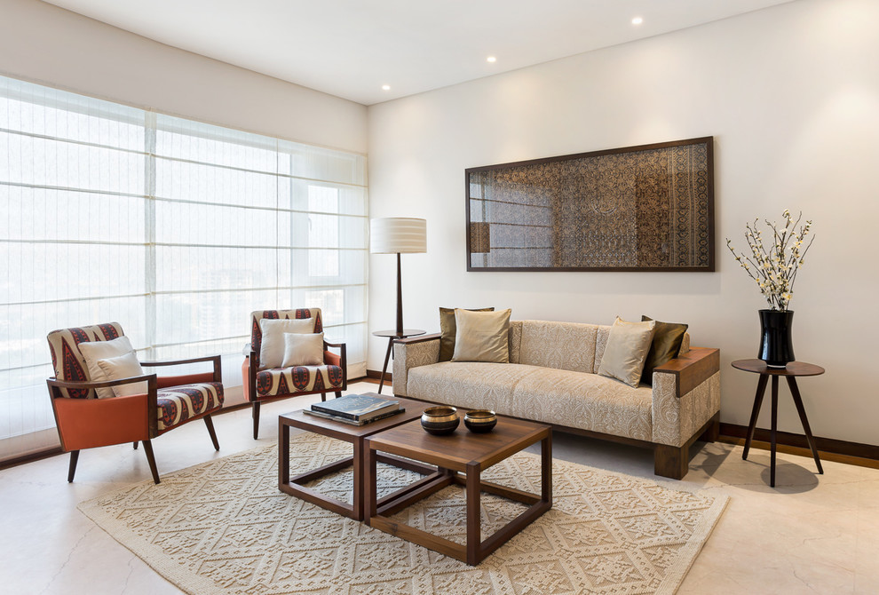 20 Splendid Mid Century Modern Living Room Designs You