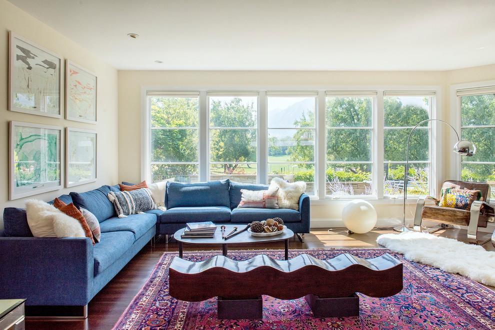 20 Splendid Mid Century Modern Living Room Designs You Must See
