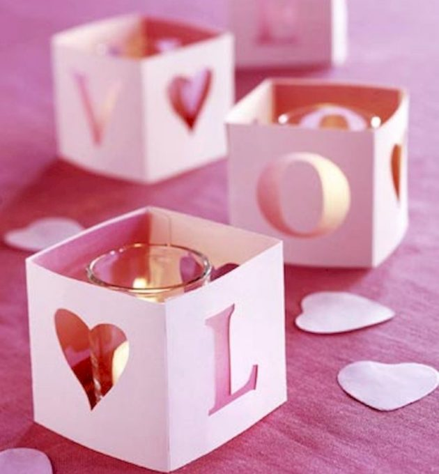 17 Last Minute Decorations That You Should Make This Valentines Day