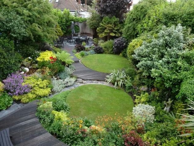 15 Charming Small Gardens That You Should See Before The Spring