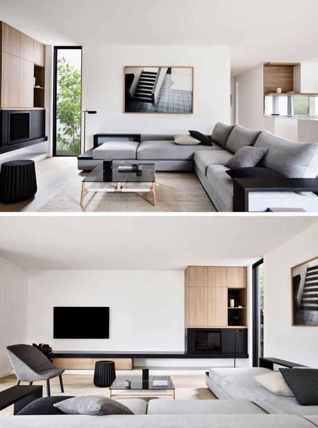 Black Rock Residence by InForm Design in Melbourne, Australia