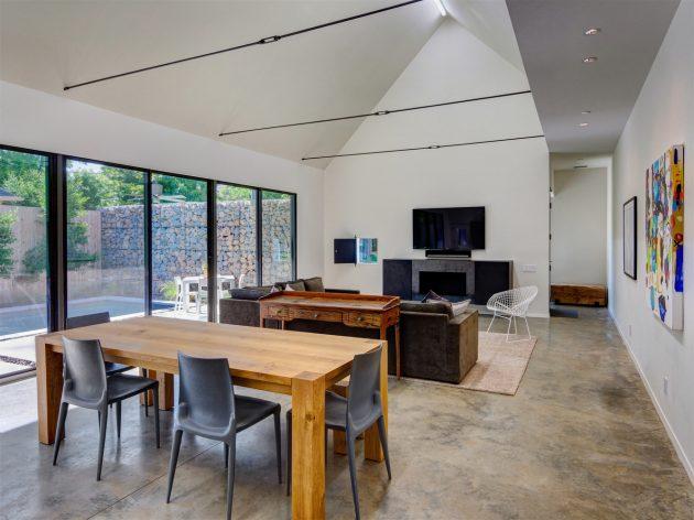 Casa Linder by Buchanan Architecture in Dallas, Texas