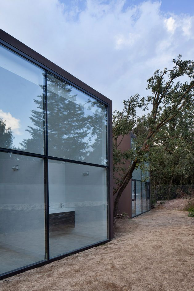 House & Studio YC by RTA Office in Barcelona, Spain