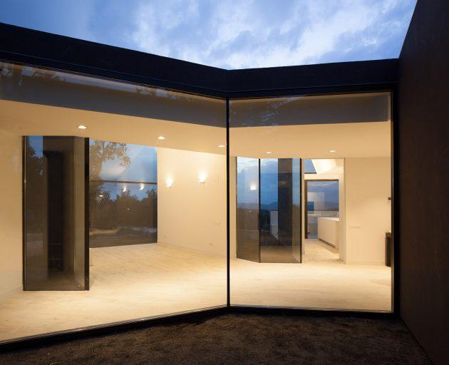 House & Studio YC by RTA Office in Barcelona, Spain