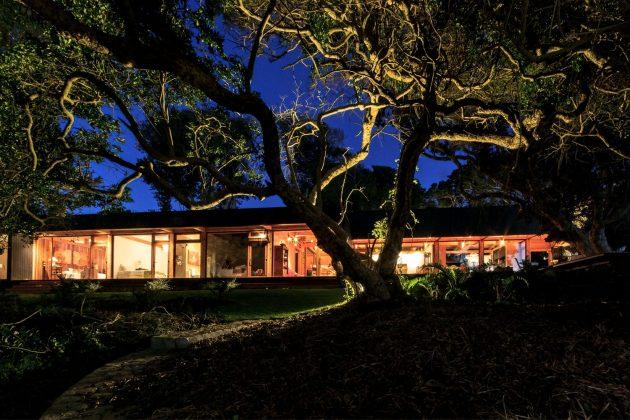Las Escaleras Country House by Prado Arquitectos in Hualpen, Chile