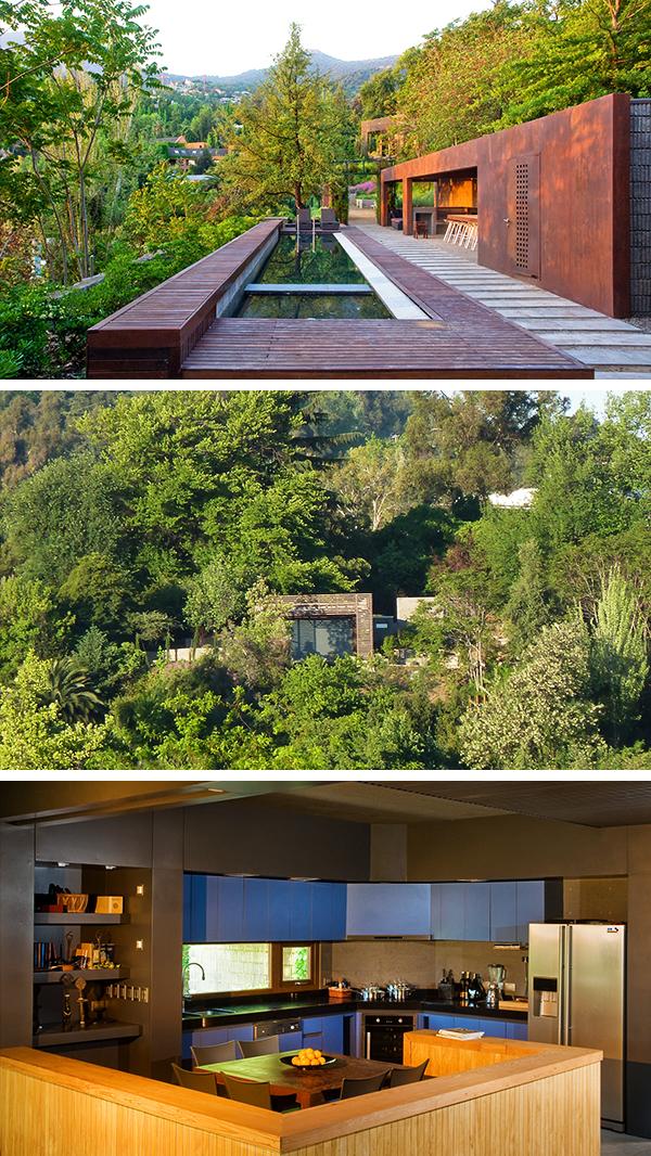 Loft Lo Curro by Matias Silva Aldunate Architect in Santiago, Chile